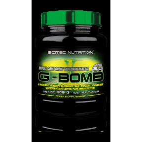 Glutamina G-BOMB 2.0 de Scitec Nutrition - Té Helado