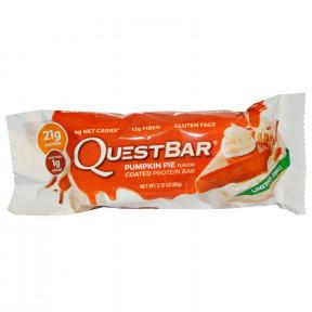 Quest Bar Protein Sabor Pastel de Calabaza 60 g