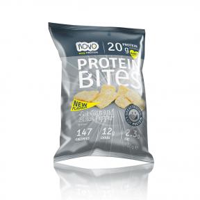 Protein Bites Picadas Chips de Proteína Sal e Pimenta 40 g