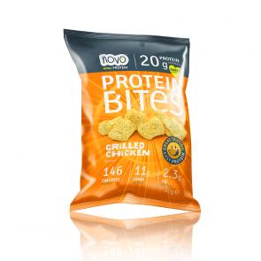 Protein Bites Bocaditos Chips Pollo Asado 40 g