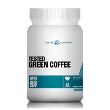 Capsules de Café Vert Tested Nutrition