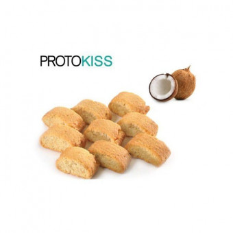 Mini Galletas CiaoCarb Protokiss Fase 1 Coco 50 g