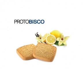 CiaoCarb Protobisco Stage 2 Vanilla Lemon Cookies 50 g