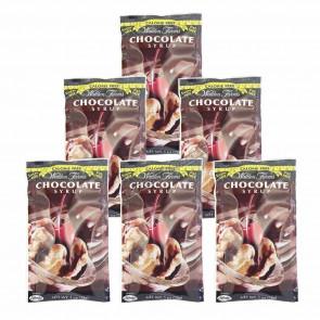 Xarope de Chocolate Walden Farms saqueta de 60 ml