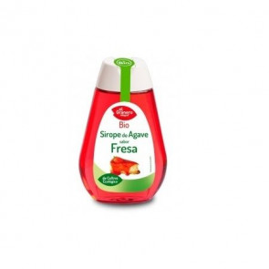 Agave syrup Strawberry Flavor Bio 335 g