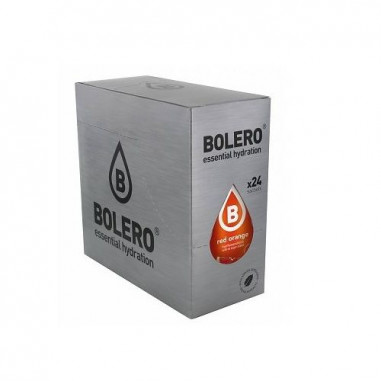 Bolero Drinks Orange 24 Pack