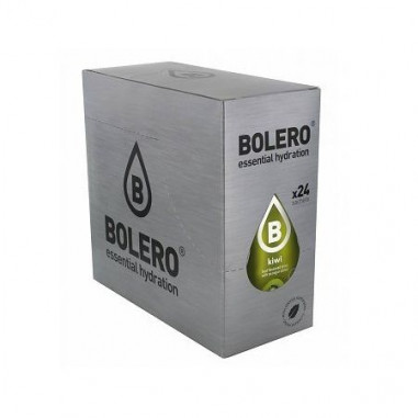 Pack de 24 Sachets Bolero Drinks Goût Kiwi