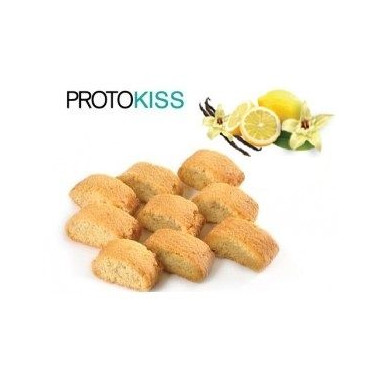 Mini Biscuits CiaoCarb Protokiss Phase 1 Vanille-Citron 50 g