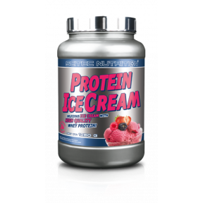 Protein Ice Cream Fruits des Bois Scitec Nutrition 1250 g