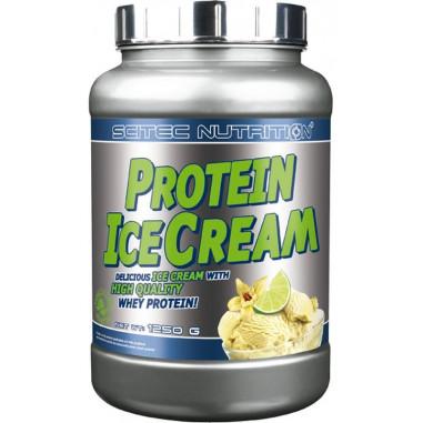 Vanilla-Lime Protein Ice Cream Scitec Nutrition
