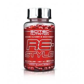 Restyle Contrôle de la Faim et du Poids Corporel Scitec Nutrition 60 Capsules