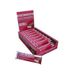 Barre Low-Carb Proteinissimo Framboise-Chocolat de Scitec Nutrition