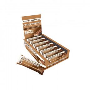 Barra reduzida em hidratos Scitec Nutrition Proteinissimo Chocolate Café