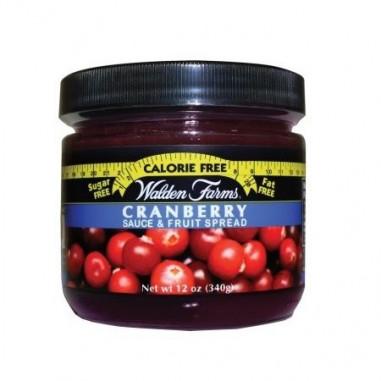 Walden Farms Cranberry Fruit Spread 340 g