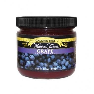 Walden Farms Grape Fruit Spread Mermelada de Uva 340 g