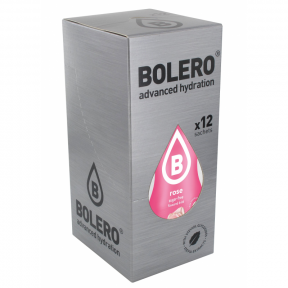 Pack 12 sachets Boissons Bolero Rose