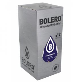 Pack 12 Bolero Drinks Elderberry