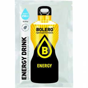 Bolero Drinks Sabor Boost Energy