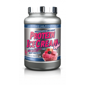 Red Berry Mix Protein Ice Cream Light Scitec Nutrition