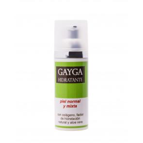 Crème Hydratante Peau Normale et Mixte Gayga 50 ml