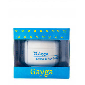 Creme facial Aloe 25% Gayga 50 ml