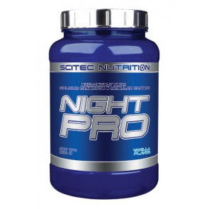 Scitec Nutrition Night Pro Baunilha 900g