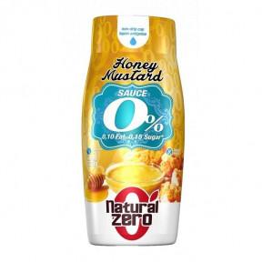 Honey Mustard Sauce Natural Zero 320g