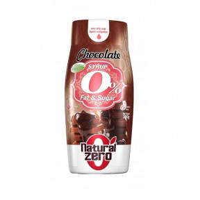Chocolate Syrup Natural Zero 300g