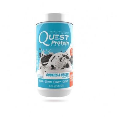Quest Protein Powder Goût Cookies & Cream 907g