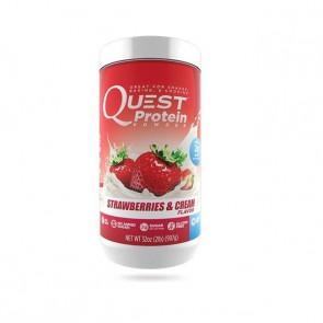 Quest Protein Powder Sabor Fresas con Crema 907g