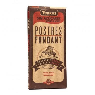Chocolat à Fondre Torras 200g