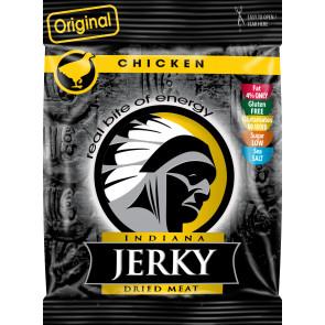 Chicken Jerky Carne Curada de Frango Indiana Jerky 25 g