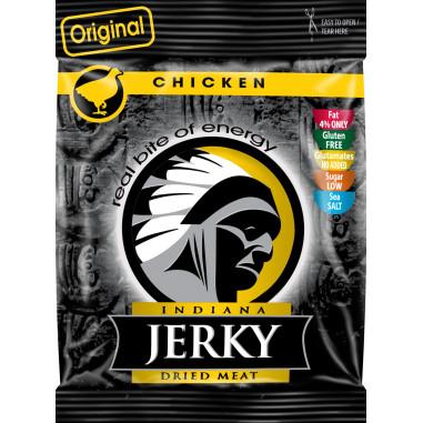 Chicken Jerky Viande de Poulet Séchée Indiana Jerky 25 g