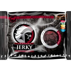 Peppered Beef Jerky Viande Séchée Indiana Jerky 100 g