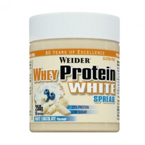Crema de Chocolate Weider NutProtein White Choco Spread