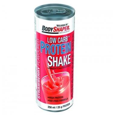 Low Carb Protein Shake Sabor Fresa 250 ml