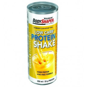 Low Carb Protein Shake Flavour Vanilla 250 ml