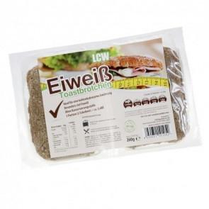 Fatias de pão fresco baixa em carboidratos 260g LCW