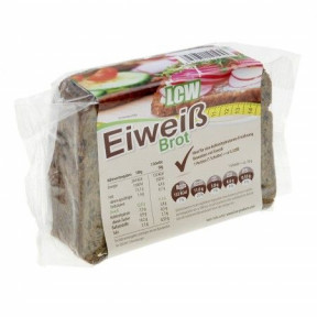 LCW 250 g low carb breakfast bread with seeds