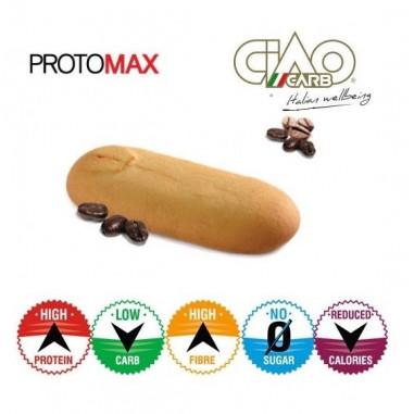 Pack de 10 Galletas CiaoCarb Protomax Fase 1 Café