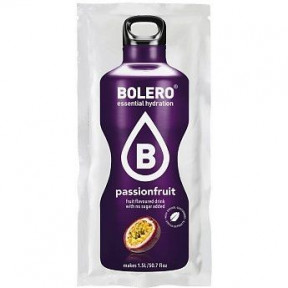 Boissons Bolero goût Fruit de la Passion 9 g