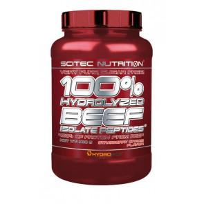 100% Hydrolyzed Beef Scitec Nutrition Creme de Morango 900 g