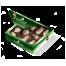Variedade Oceano de chocolates adoçado com stevia 125 g Cavalier