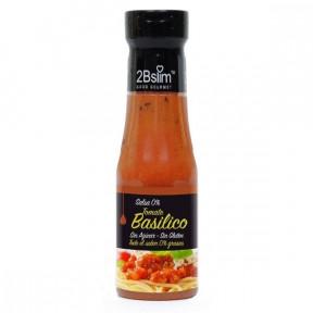 2bSlim 0% Tomato Sauce with Basil 250 ml