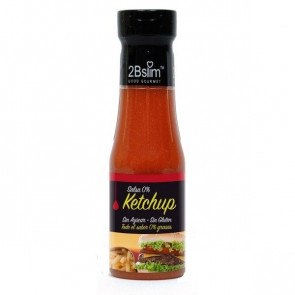 Salsa Ketchup 0% 2bSlim 250 ml
