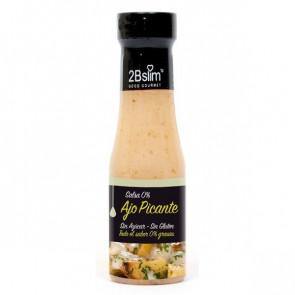 Sauce à l'Ail Piquante 0% 2bSlim 250 ml
