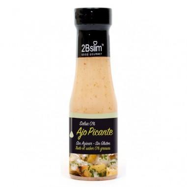 2bSlim 0% Spicy Garlic Sauce 250 ml