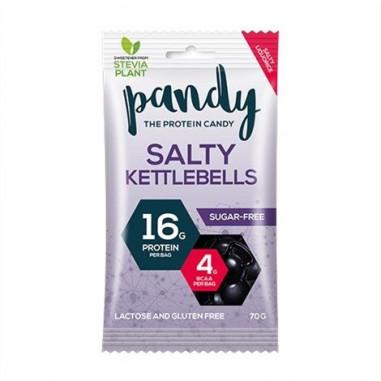 Bonbons Protéinés Salty Kettlebells 70g Pandy