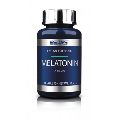 Melatonine 0.95 Scitec Nutrition 90 comprimés