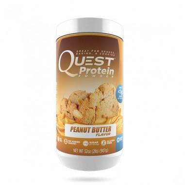 Quest Protein Powder Goût Beurre de Cacahuète 907g